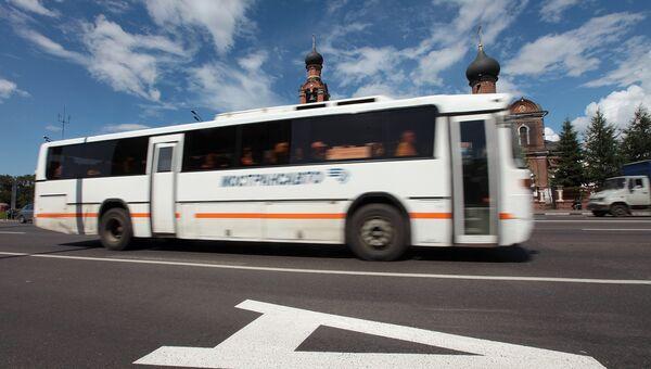 Жители Подмосковья совершили 500 тысяч поездок на автобусах в 2018 году