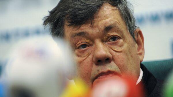 Артист Николай Караченцов. Архивное фото.