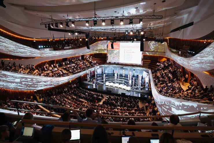 Концертный зал Зарядье
