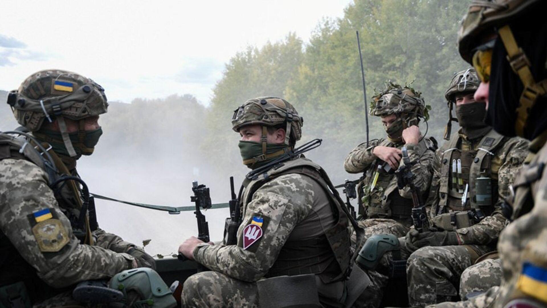 При взрыве в Донбассе пострадали пятеро силовиков, заявили в ЛНР