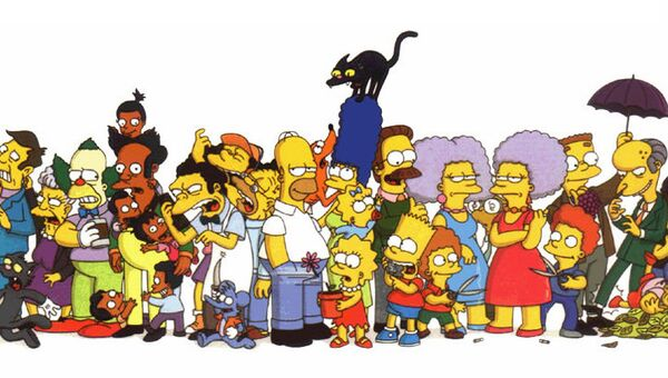 Персонажи мультсериала The Simpsons