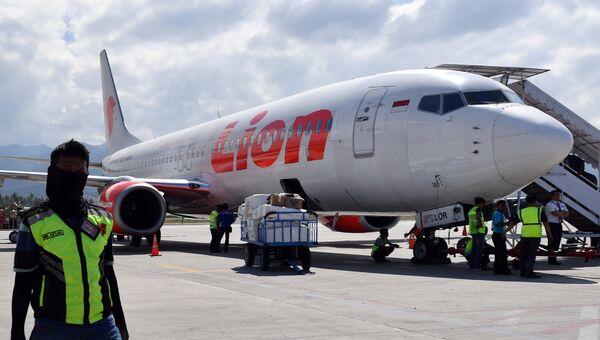 Boeing 737-800 авиакомпании Lion Air