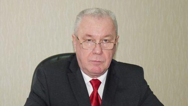 Глава городского поселения Волоколамск Петр Лазарев. Архивное фото