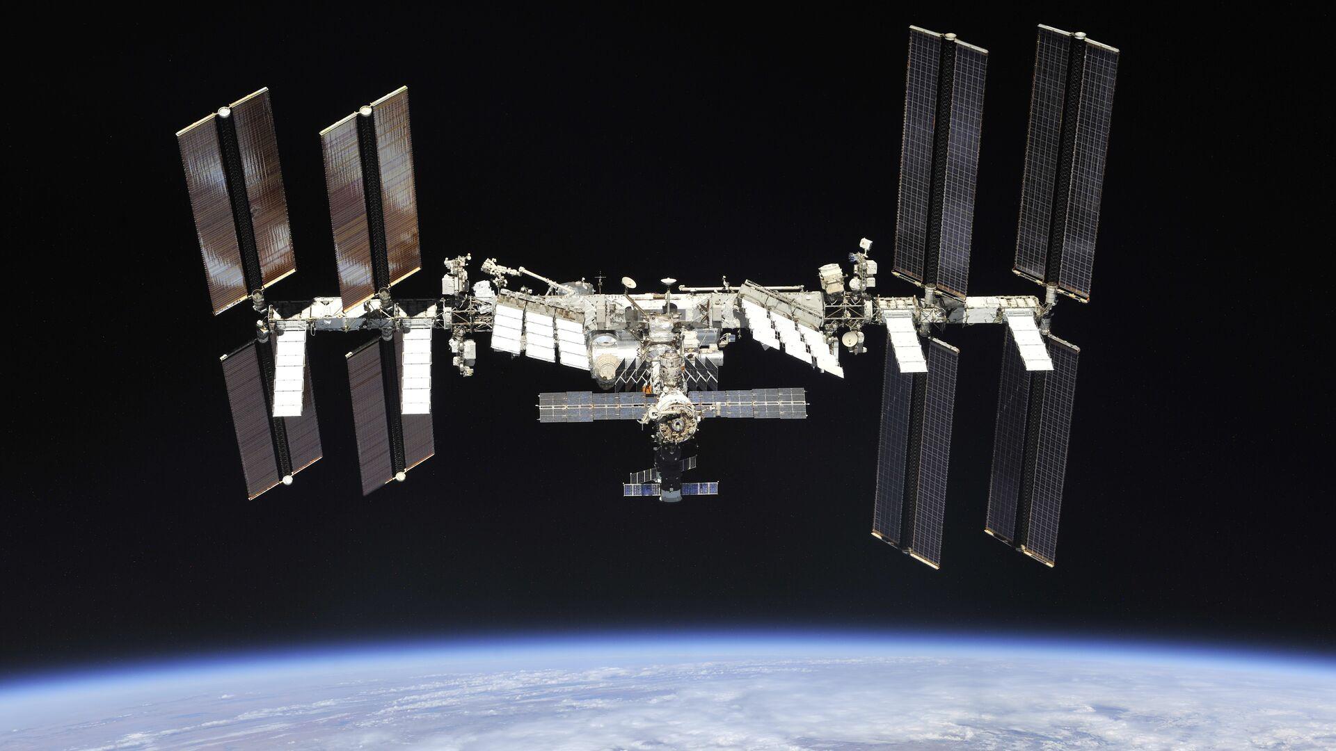Международная космическая станция - РИА Новости, 1920, 04.03.2021