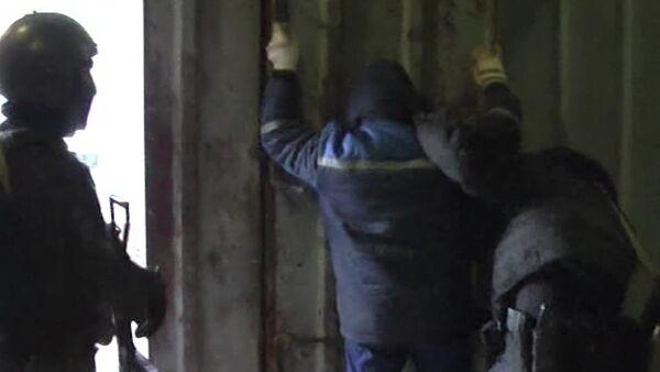 Задержание сотрудниками ФСБ РФ членов законспирированной террористической ячейки в Татарстане