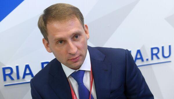 Министр по развитию Дальнего Востока Александр Козлов. Архивное фото