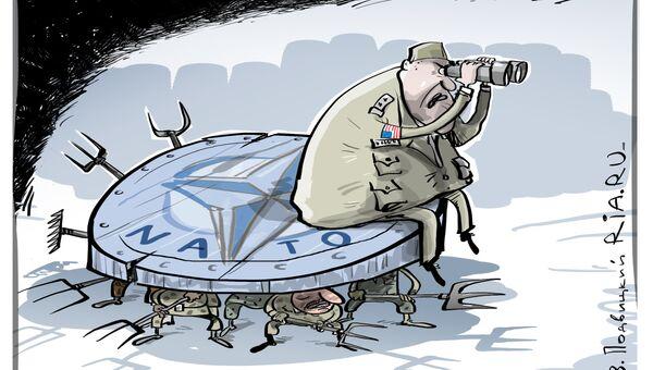 На страже демократии