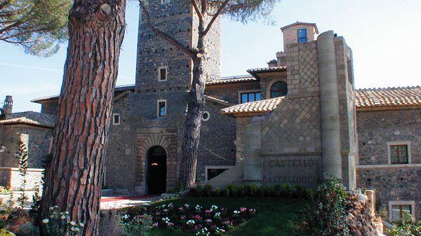 Hotel Castello Della Castelluccia в Риме, Италия