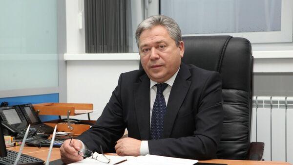 Мэр Уфы Ульфат Мустафин