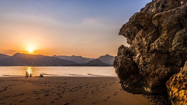 Пляж Омана