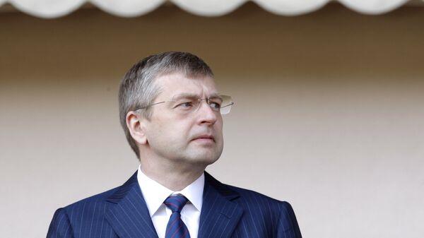 Владелец футбольного клуба Монако российский миллиардер Дмитрий Рыболовлев. Архивное фото