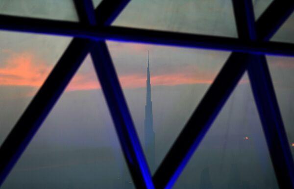 Аромат небоскреба Бурдж Халифа
