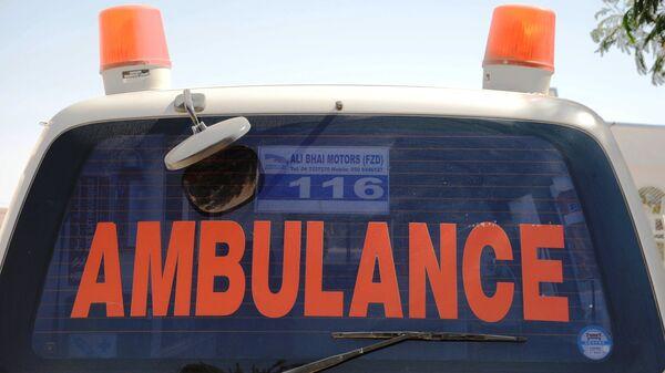 В Кот-д'Ивуаре столкнулись грузовик и микроавтобус, погибли 17 человек