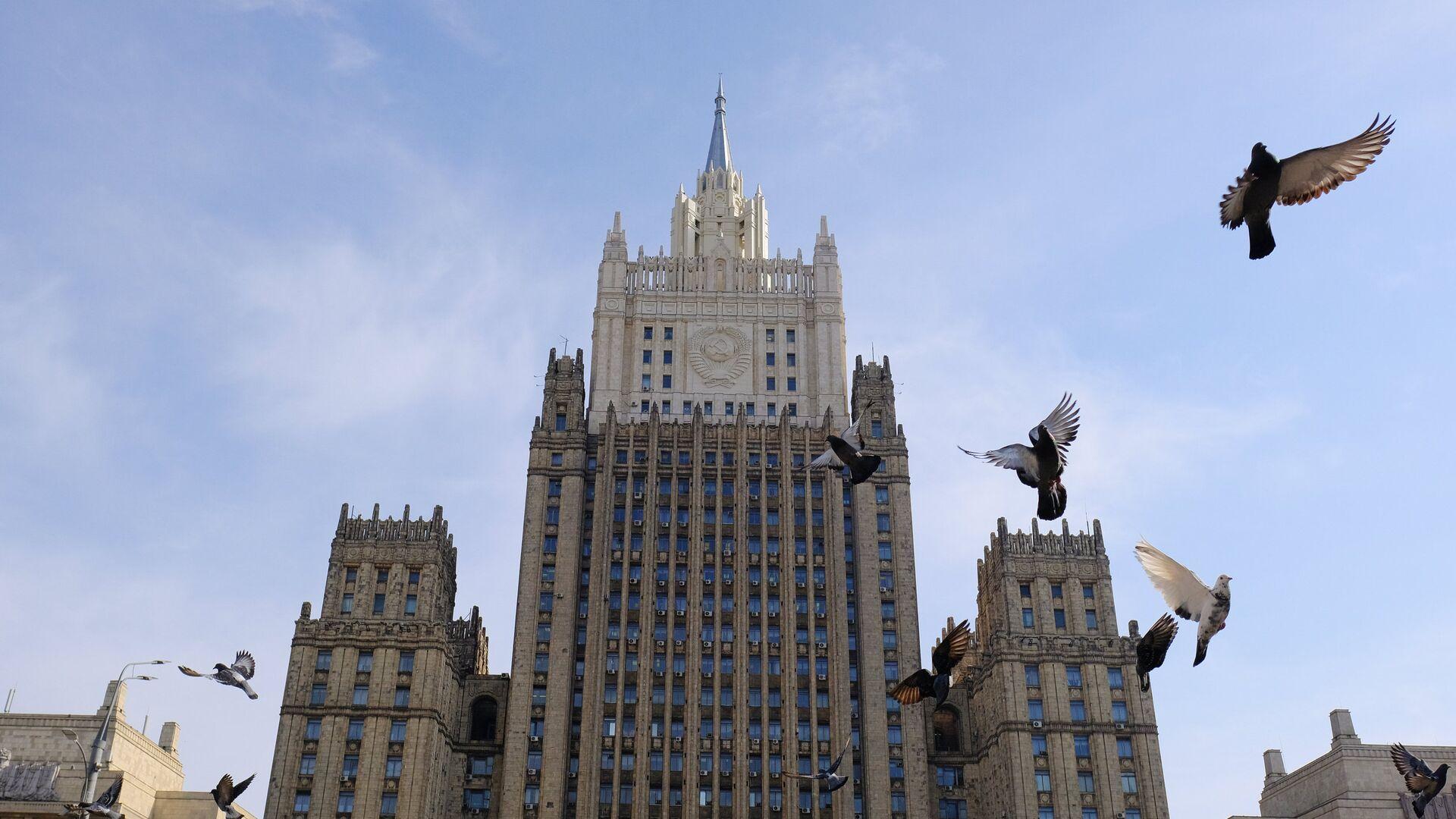 МИД не исключил встречи Лаврова и Блинкена в Рейкьявике в конце мая