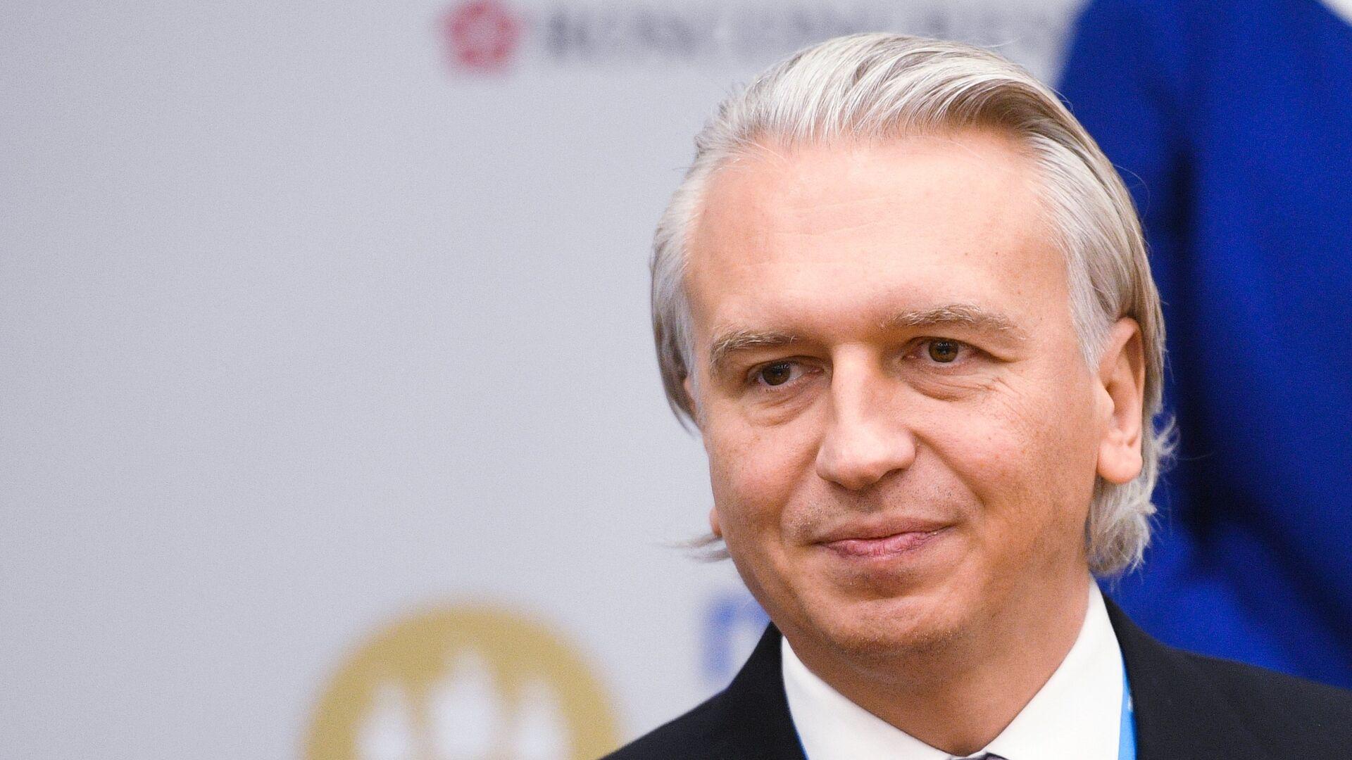 Генеральный директор ПАО Газпром нефть Александр Дюков - РИА Новости, 1920, 26.02.2021