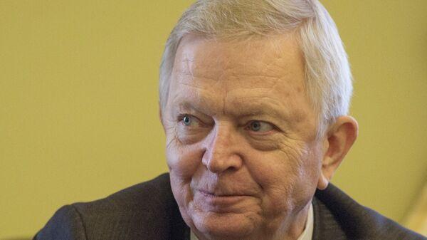 Председатель Комиссии Парламентского Собрания по вопросам внешней политики Сергей Рахманов