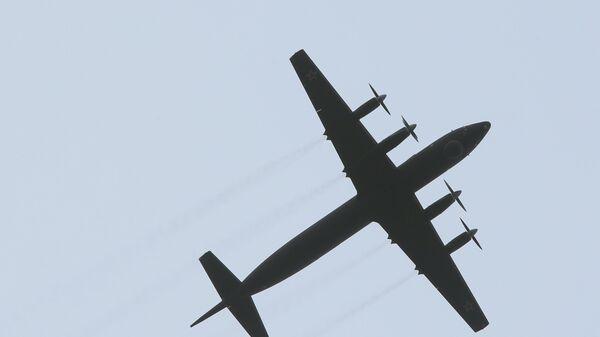 Самолет Ил-38Н