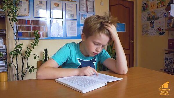 Андрей Ч., ноябрь 2007, Томская область