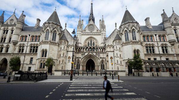 Здание Королевского суда Лондона, в котором находится Высокий суд