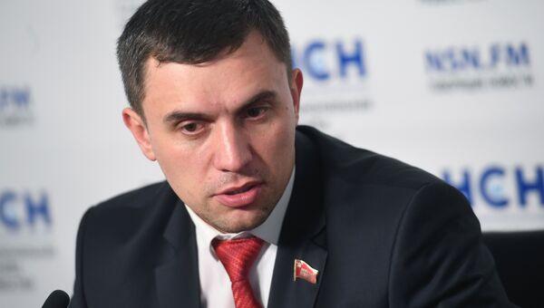 Депутат Саратовской областной думы Николай Бондаренко. Архивное фото