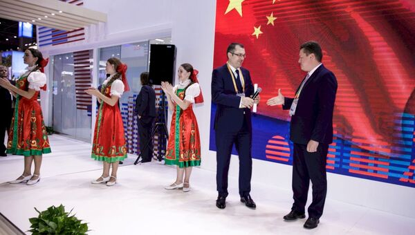 Международная выставка China Import Expo 2018