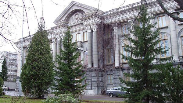Здание посольства Российской Федерации в Финляндии