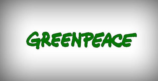 Логотип Гринпис