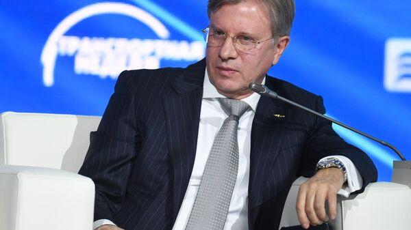 Генеральный директор ПАО Аэрофлот – Российские авиалинии Виталий Савельев