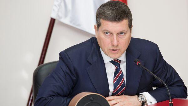 Олег Сорокин. Архивное фото