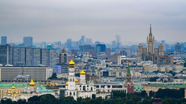 Города России. Москва