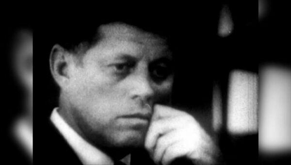 Жизнь и трагическая смерть Джона Кеннеди. Кадры из архива