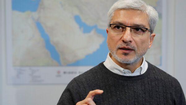 Глава операций МККК в Адене Карлос Баталлас