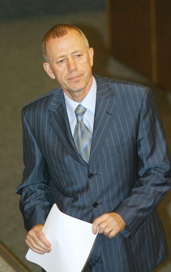 Руководитель Федеральной службы по надзору в сфере транспорта Г. Курзенков