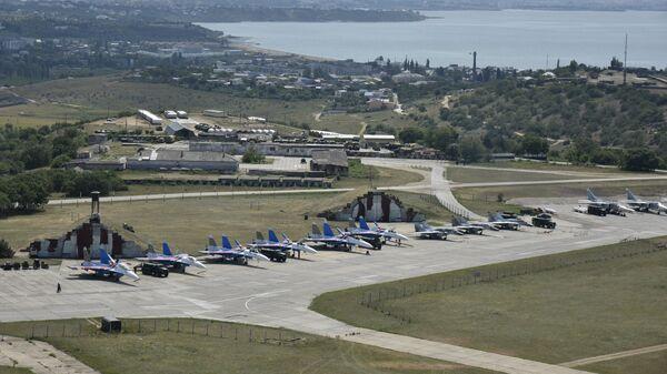 Аэродром Бельбек