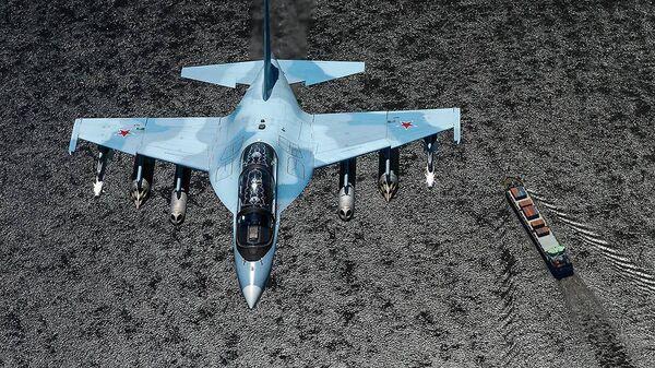 Самолет Як-130