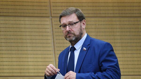 В Совфеде прокомментировали запрет США на признание Крыма российским
