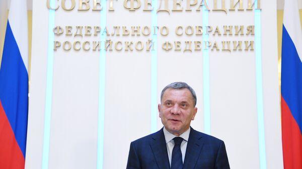 Заместитель председателя правительства РФ Юрий Борисов
