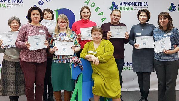 Волонтеры-наставники: дарить не подарки, а общение