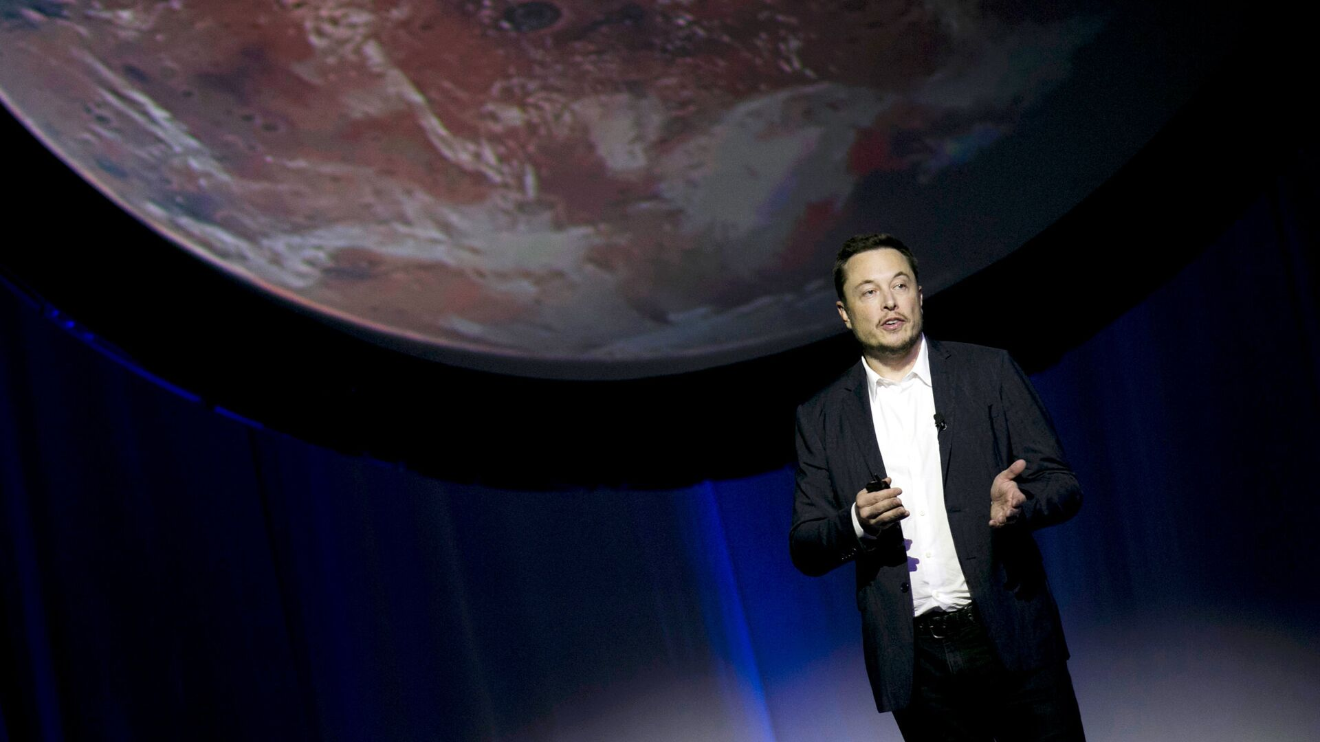 Маск хочет предложить Путину сотрудничество в космосе, считает эксперт