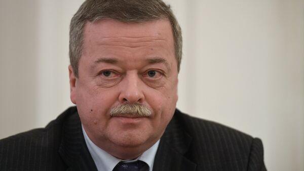 Сергей Девятов. Архивное фото