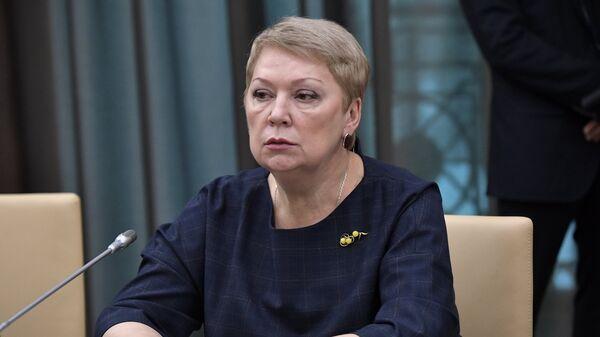 Министр просвещения РФ Ольга Васильева