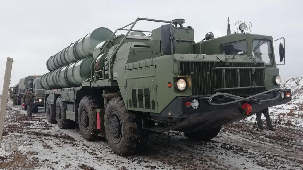 С-400 и Панцири задействованы в масштабных военных учениях в Сибири
