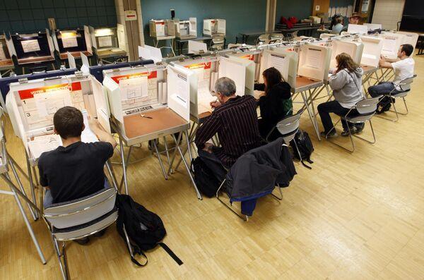Досрочные выборы президента США в штате Колорадо