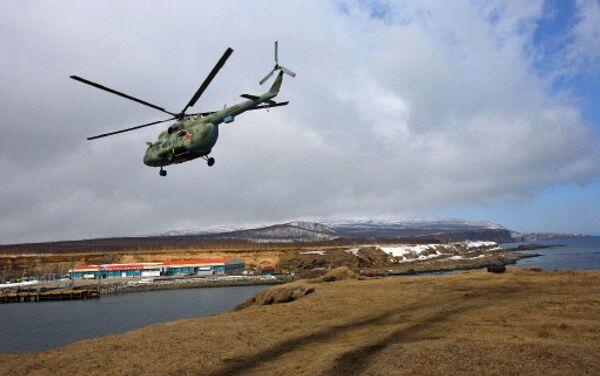 Состояние раненых при крушении вертолета в Кандагаре россиян - тяжелое