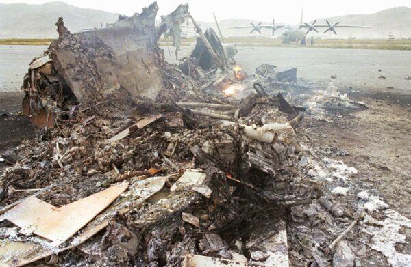 Число жертв крушения военного самолета ООН в Гаити возросло до 9