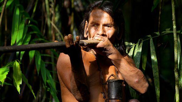Охотник племени тагаери