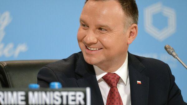 1539495772 0:354:2982:2031 600x0 80 0 0 035b100959dcb37b818c0ab2b8a7efb0 - Экзитпол: Анджей Дуда переизбран президентом Польши