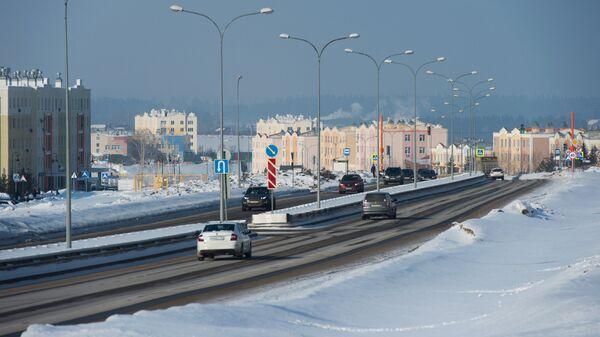 Города России. Кемерово
