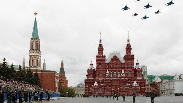 Военная техника из частных коллекций выйдет на парад Победы в Москве