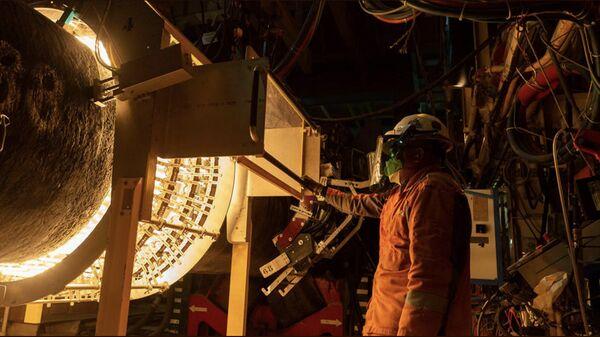 Строительство трубопровода Северный поток-2